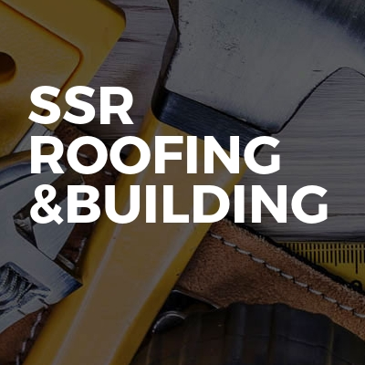 Ssr roofing &building