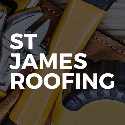 St James roofing