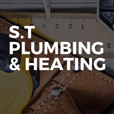 S.T plumbing & heating