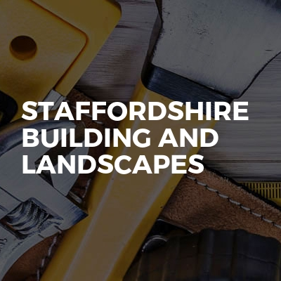 Staffordshire building and landscapes