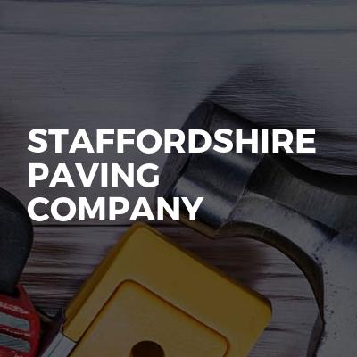 Staffordshire paving company