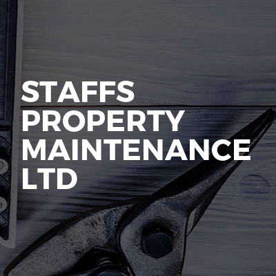 Staffs property maintenance ltd
