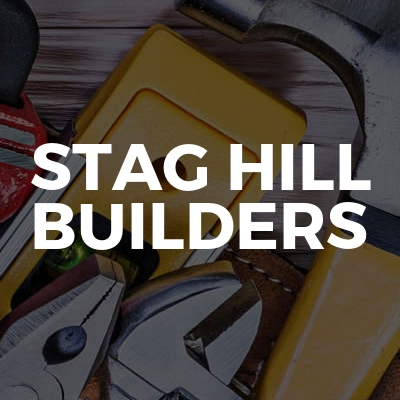 Stag Hill Builders