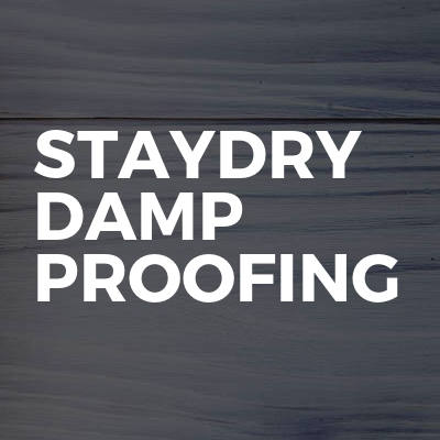 StayDry Damp Proofing