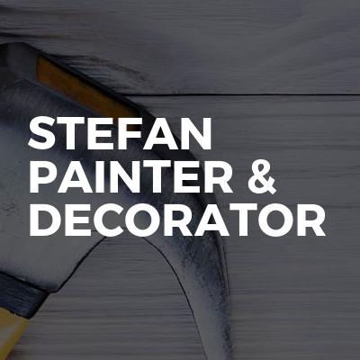 Stefan Painter & Decorator