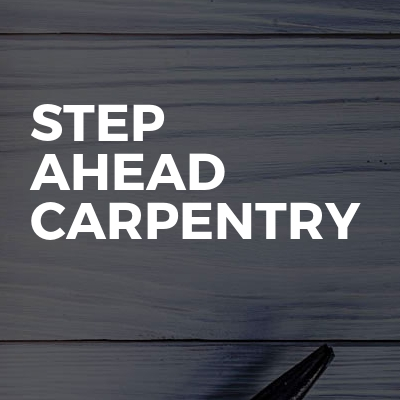 Step Ahead Carpentry