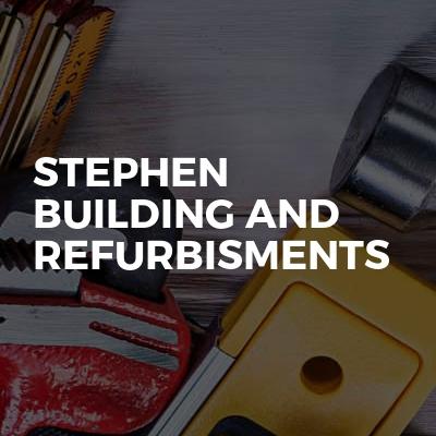 Stephen Building And Refurbisments