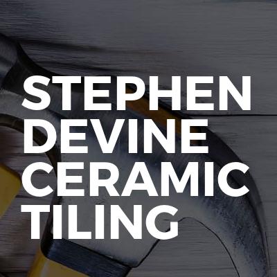 Stephen Devine Ceramic Tiling