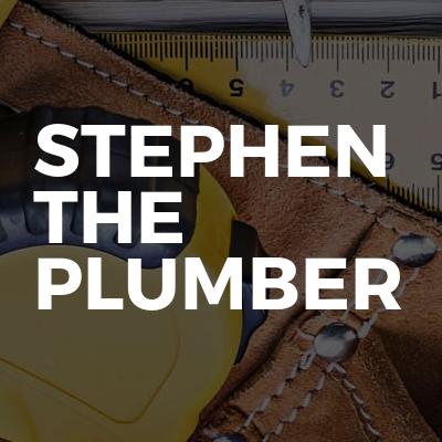 Stephen the plumber