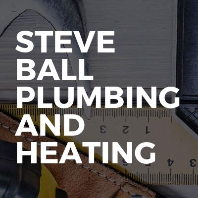 Steve ball plumbing and heating