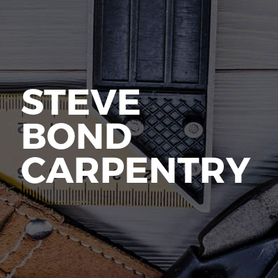 Steve Bond Carpentry