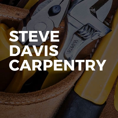 Steve davis carpentry