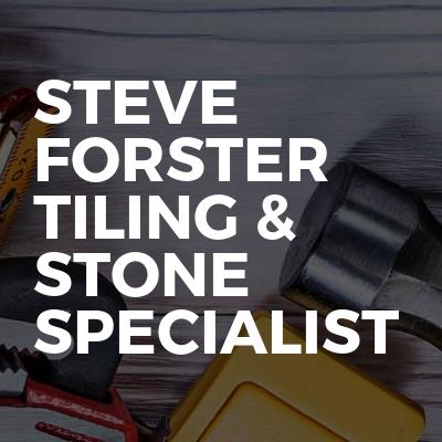 Steve Forster Tiling & Stone Specialist