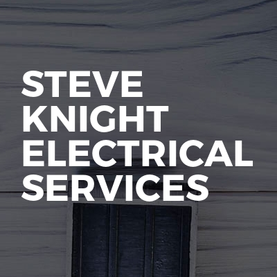 Steve Knight Electrical Services
