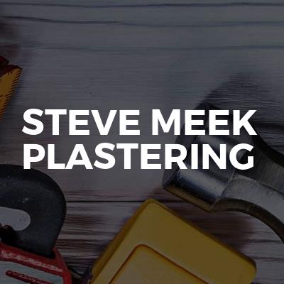 Steve Meek Plastering