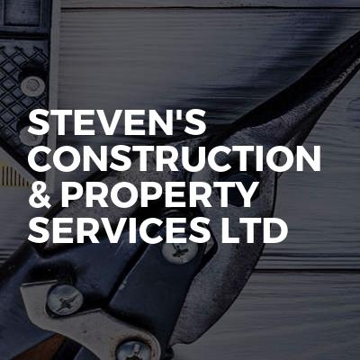 Steven's Construction & Property Services Ltd
