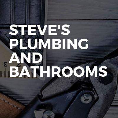 Steve's plumbing and bathrooms