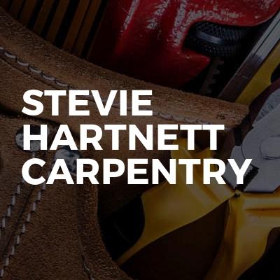 Stevie Hartnett Carpentry