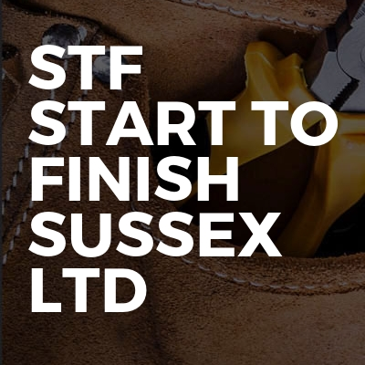 STF Start to Finish Sussex Ltd