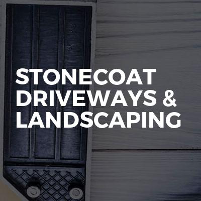 stonecoat driveways & landscaping