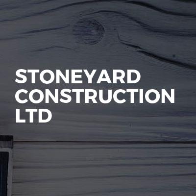 StoneYard Construction Ltd