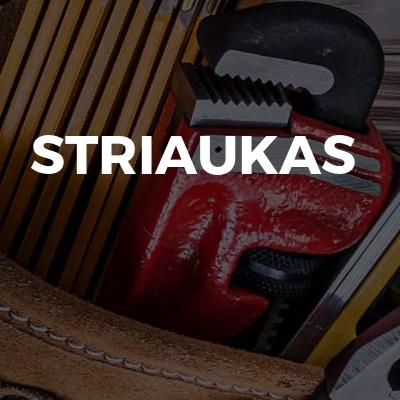 Striaukas