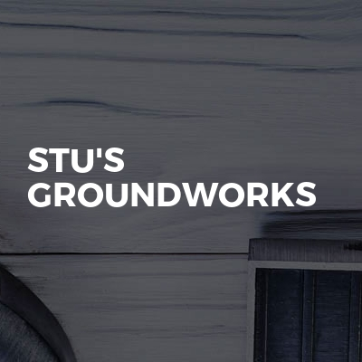 Stu's Groundworks
