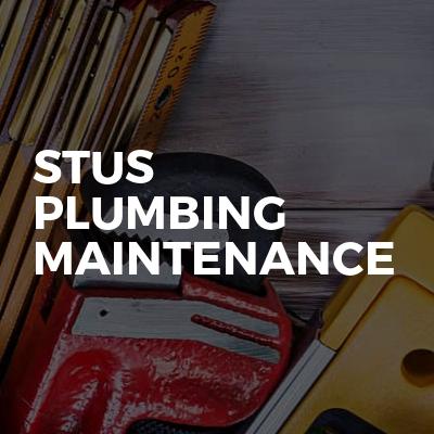 stus plumbing maintenance