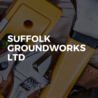 Suffolk Groundworks Ltd