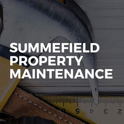 Summefield Property Maintenance