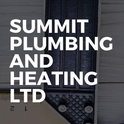 Summit plumbing and heating ltd