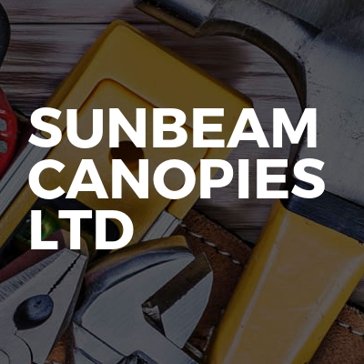 Sunbeam canopies ltd