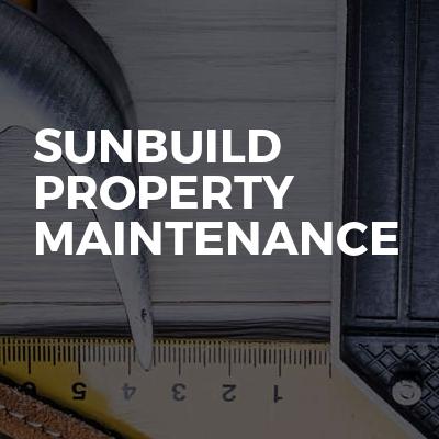 Sunbuild property maintenance