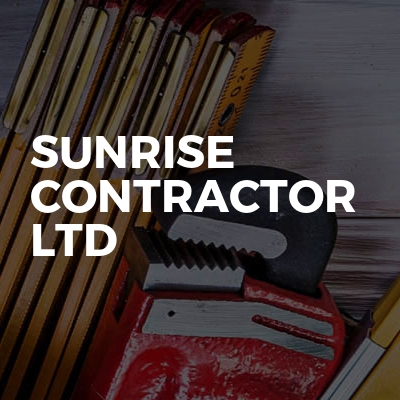Sunrise Contractor Ltd