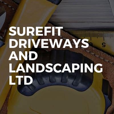 Surefit Driveways And Landscaping Ltd