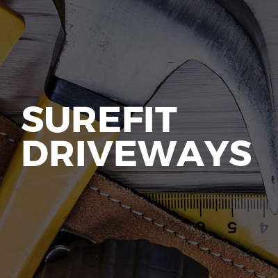 SureFit Driveways