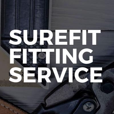 Surefit fitting service