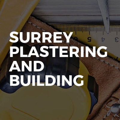 Surrey Plastering And Building