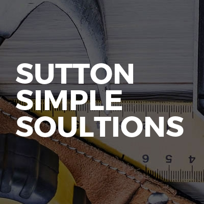 Sutton Simple Soultions