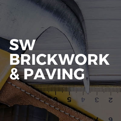 Sw brickwork & paving