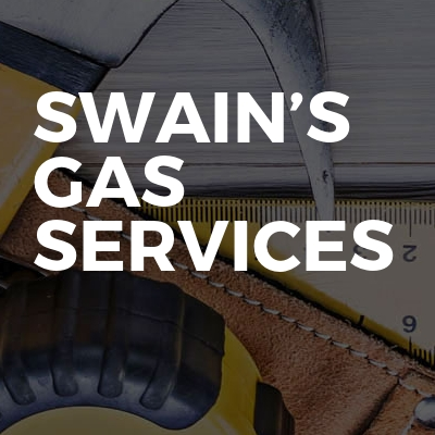 Swain's gas services
