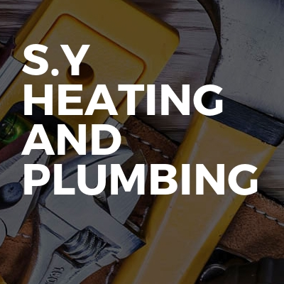 S.Y Heating And Plumbing