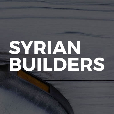 Syriana Builders