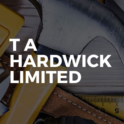 T a hardwick limited