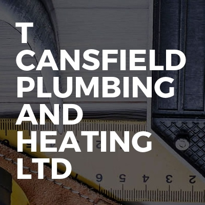 T Cansfield Plumbing And Heating Ltd