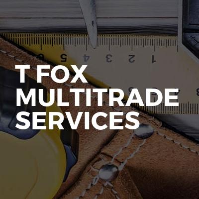 T fox multitrade services