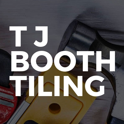 T J Booth Tiling