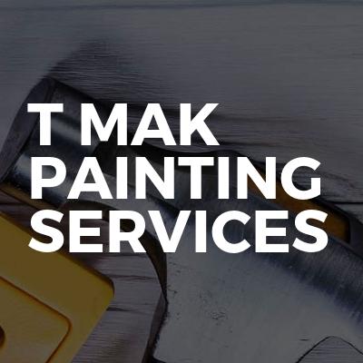 T Mak Painting Services
