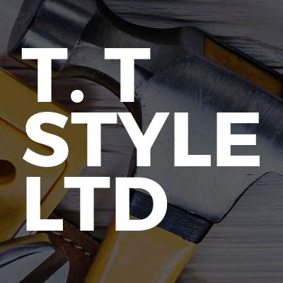 T. T STYLE LTD