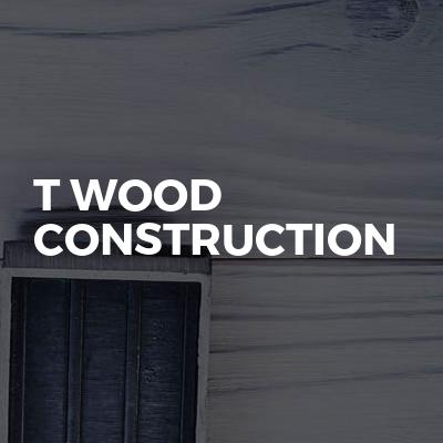 T wood construction